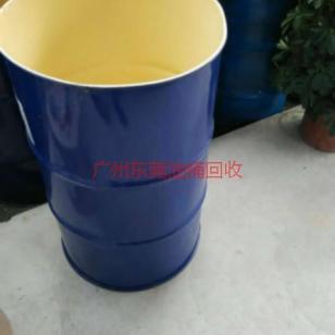 二手200L开口铁桶 开口桶铁桶价格图片