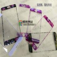 PET手机钢化玻璃膜图案打印机图片
