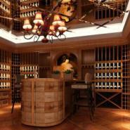 红木酒架图片