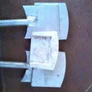 内蒙直销页岩粘土砖机陶瓷搅拌刀图片