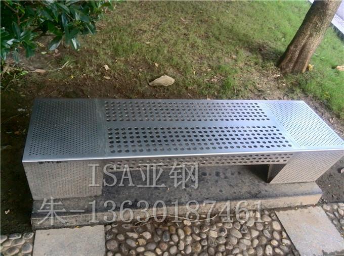供应户外园林不锈钢便民设施加工,不锈钢造型便民座椅