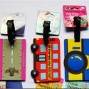 PVC行李牌图片