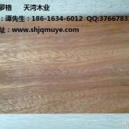广东菠萝格实木地板图片