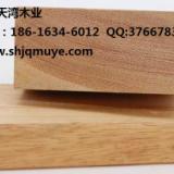 供应菠萝格板材最新价格 印尼菠萝格木地板批发价 进口非洲菠萝格板材