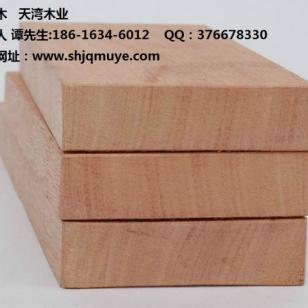 江西柳桉木栏杆专业制造图片