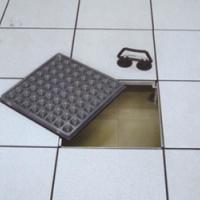 鲁达牌防静电地板,汉耐铁牌架空地
