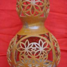 供应工艺品镂空葫芦雕刻