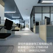 深圳现代办公室装修设计图片