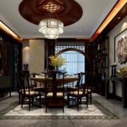 中国传统风格别墅装修图片