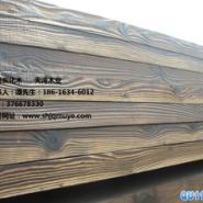 辽宁表面碳化木图片图片