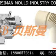 pvc管件模具upvc/cpvc塑料管件模具图片