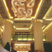 供应供应酒店工程非标玻璃艺术灯饰