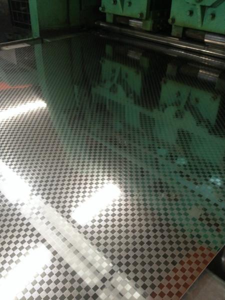 供应上海大量304彩色花纹板 上海大量304彩色花纹板质量保证
