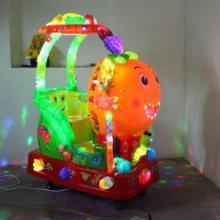濮阳范县摇一摇投币机儿童摇摆机/游乐场游乐设备转马轨道火车销售