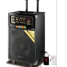 供应保定市拉杆式扩音机音箱S20-21