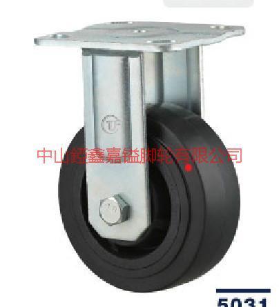TF重型耐高温酚醛刹车脚轮图片/TF重型耐高温酚醛刹车脚轮样板图 (4)