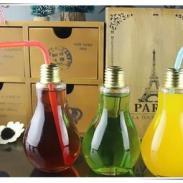 灯泡玻璃饮料瓶图片