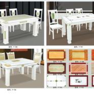 苏州酒店桌椅火锅店桌椅餐桌餐椅图片