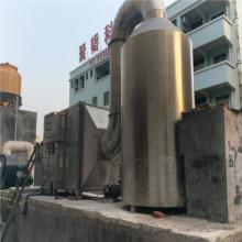 供应PVC皮革厂烟雾处理设备 皮革加工烟雾净化器  生产皮革产生烟雾处理