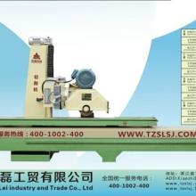供应石材机械,石材切割机厂家,台式油浸式电动升降大理石自动捣角塔式修边机