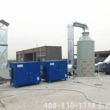供应中堂实验室废气处理专用设备UV高效光解净化器