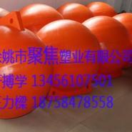 舟山食品级塑料浮球图片