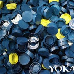 供應雜色高壓PE再生塑料顆粒ldpe塑料