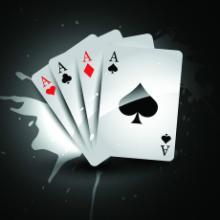 供应娱乐扑克牌印刷/游戏扑克牌/扑克牌工厂