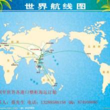 供应用于物流的全球海运费海运价查询全航线查询批发