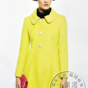 2014时尚女士羽绒服图片