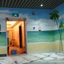 供应龙华墙体彩绘公司,龙华田园风格墙体彩绘价格