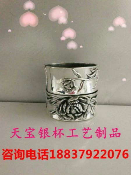供应银工艺饰品  银饰品设计定做 银工艺品批发