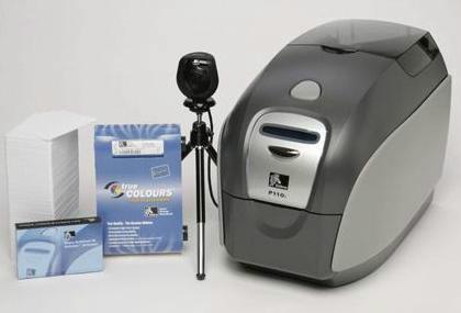 供应P110I证卡打印机