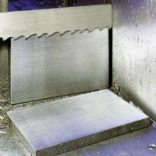 供应常平镇德国进口M42金属机用带锯条,带锯床批发