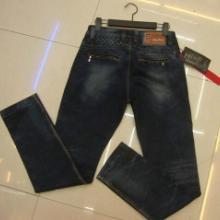 供应最便宜服装批发女式牛仔裤