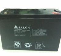 供应邯郸JALONUPS电池电源12v200ah太阳能胶体蓄电池