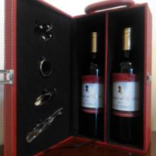 供应端午节红酒皮盒子礼盒装 成都千杯少酒业