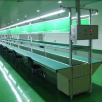 深圳松岗电子电器流水线、工作台