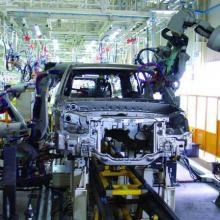供应汽车装备自动系统