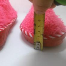 供应居家室内棉鞋手工棉拖鞋低价处理批发