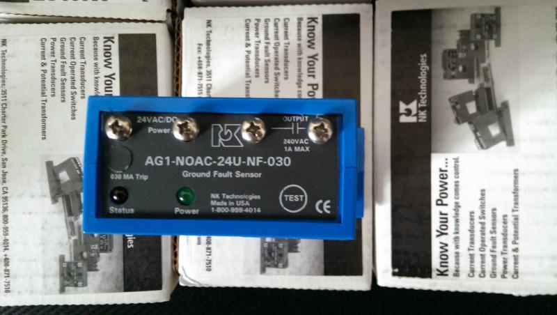 供应NK变送器AG1-NOAC-24U-NF-030