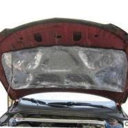 汽车发动机引擎盖隔音隔热棉通用图片