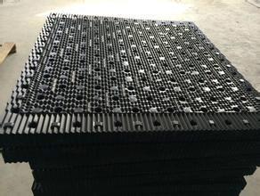 供应廊坊方形冷却塔填料厂家承接维修工