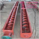 供应砂浆水平运输螺旋输送机 石膏粉螺旋输送机