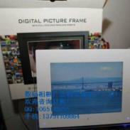 17寸数码相框广告机图片