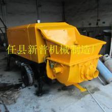 供应用于混凝土输送的小型优质细石混凝土泵