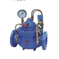 沪工美科电动水力控制阀H600X