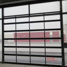 供应自动车库门垂直提升门透明滑升门