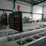 服装加工厂流水线 电动履带流水线 服装厂单件流水线 服装厂车间