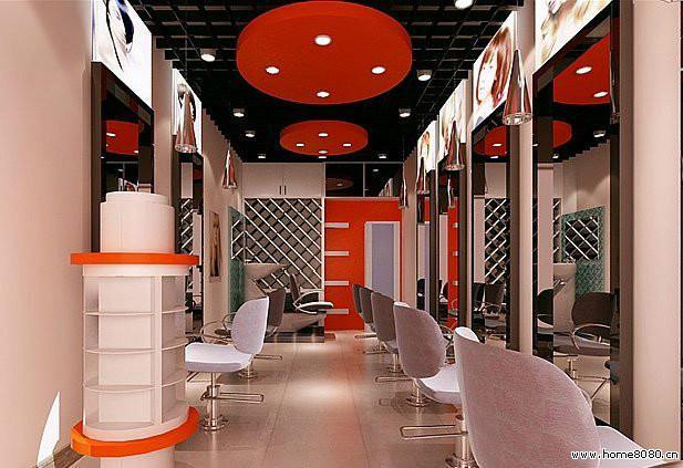 供应广州最专业的发廊装修设计公司价格,广州宏达装修公司电话
